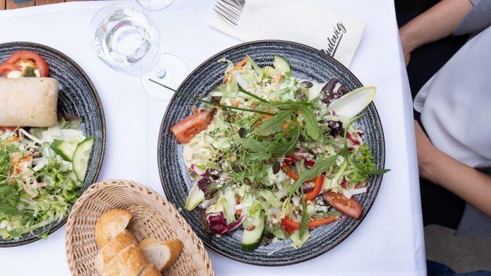 leckerer Salate