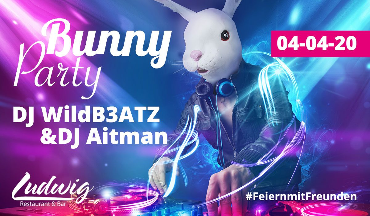 Bunny Party 4.4.2020
